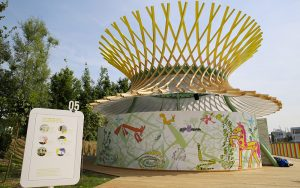 EXPO 2015 – RING AROUND TREES (MI ALBERO)
