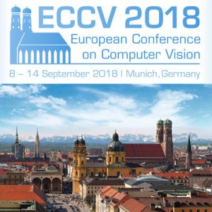 DVC @ ECCV 2018 in Munich