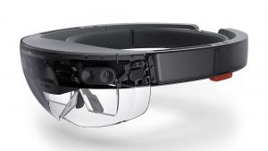 HOLOLENS, EARLY TESTS
