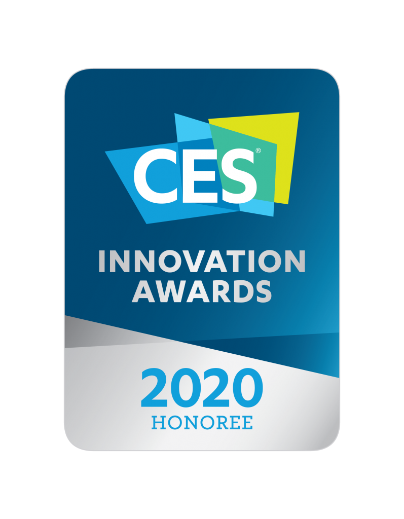 CES Innovation award for Ledworks!